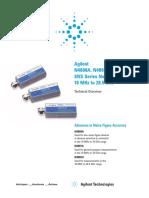 Agilent Tech.,N4002A, SNS Series Noise Sources,10MHz-26.5GHz.pdf