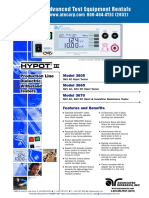 AssociatedResearchInc.3670 Voltage Tester,5kV AC,6kV DC Insulation Resistance Tester.pdf