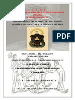 Paralelismo entre las Leyendas de Hiram Abí y Osiris - V.·. H.·.Luis Alberto León Mackay, 4°