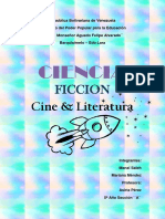 Ciencia Ficcion Cine y Literatura