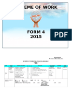 RPT English 2015 Form 4
