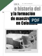 LAS ESCUELAS NORMALES EN COLOMBIA