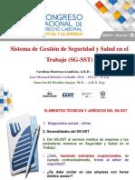Congreso SGSST