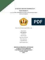 Bahan 3 Cuy (Analisis Situasi Kesehatan Sungai Citarum)