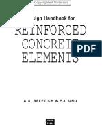 Design Handbook for Reinforced Concrete Elements