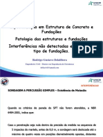 Patologia - Interferências e Escolha