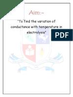 Piyush Chemistry Project Class 12