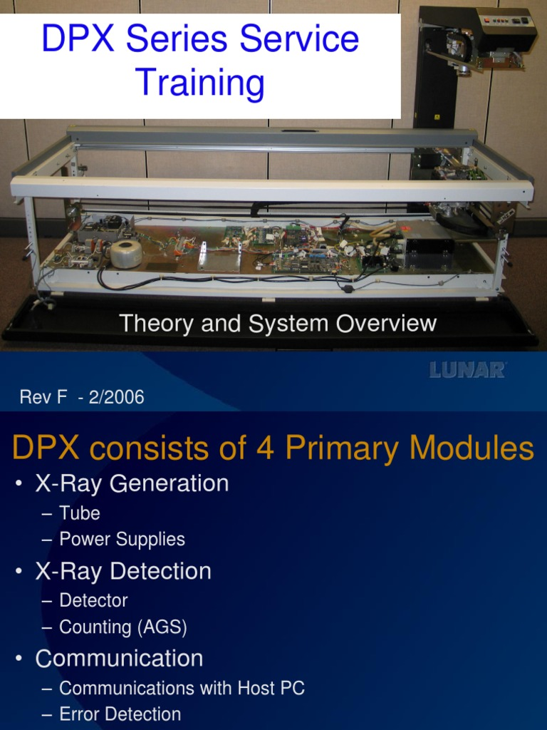 lunar dpxs x ray service training pdf power supply vacuum tube rh scribd com DPX Ship DPX Ammunition