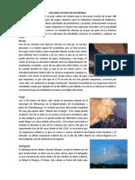 Volcanes Activos en Guatemala