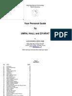 Hajj, Umra & Ziyarat Personal Guide