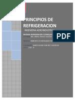 Principios de Refrigeracion