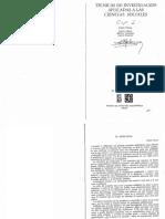 Padua (1969) Técnicas de Investigación Aplicadas a Las Ciencias Sociales (Cap. 3)