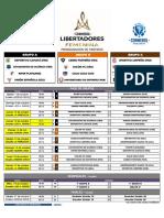 Una intoxicación masiva de jugadoras provocó la reprogramación de la Copa Libertadores femenina