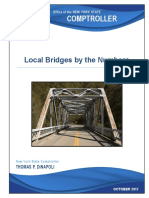 NY State Comptroller Report Re Local Bridges