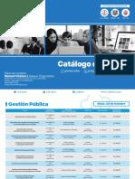 Catálogo Nacional CADPERU_Octubre 2017