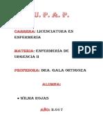 Soporte Vital Básico Pediátrico - Wilma Rojas
