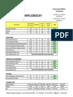 2017-tarifs