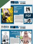Proximas Novedades Ivrea - Octubre 2017