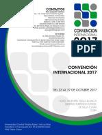 Convención Internacional UCLV 2017 2do LLamado 3