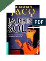La Reina Sol (Christian Jacq)