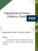 2 - Organização de Dados - Gráficos e Tabelas