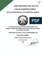 Tesis Lixiviacion Alcalina Arsenico.ing.Quimica