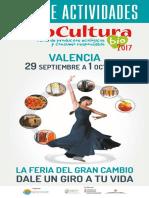 Guia Actividades Biocultura Valencia2017