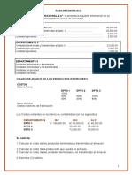 Costos por Procesos - contabilidad