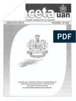 0.- Reglamento de Areas Transversales - TBU - TBA