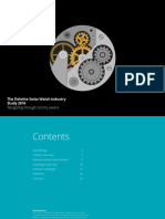 CB-The Deloitte Swiss Watch Industry Study 2016_English
