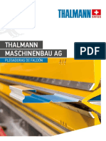 Thalmann Catalog 2017 Spanish