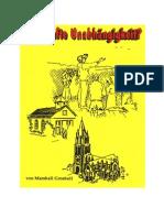 Marshall Grosboll_Sündhafte Unabhängigkeit (Freie unabhängige Adventisten und Babylon)