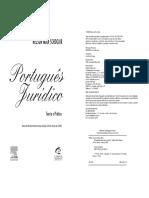 #Português Jurídico, 1ª Edição (2008) - Nelson Maia Schocair