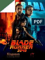 Revista Cinerama - Blade Runner 2049