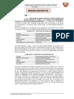 Memoria Descriptiva de Chinlla y Punkupampa.docx