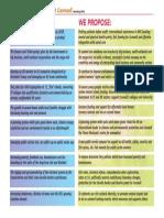 Common Platform document