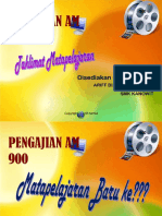 Slide Pembentangan Pengajian Am