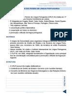 Resumo 1849770 Guilherme Sorgine 23614020 Politica Internacional II Aula 07 Comunidade Dos Paises de Lingua Portuguesa