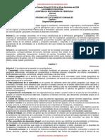 Ley Orgc3a1nica de Los Consejos Comunales1