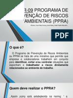 Nr-09 Programa de Prevenção de Riscos Ambientais (