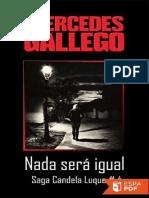 Nada Sera Igual (Mercedes Gallego)