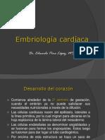 EMBRIOLOGIA CARDIACA