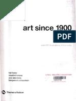 FOSTER, Hal. Art Since 1900 Modernism, Antimodernism, Postmodernism. New York, USA Thames & Hudson, c2004.
