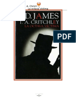 La Octava Víctima (P.D. James y T.A. Chrichley)