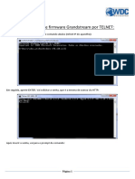 Atualização de Firmware Grandstream Por TELNET15