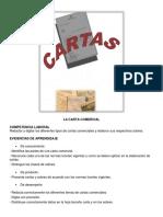 La Carta Comercial y Clases de Sobres. (1) (1) (1)