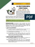 Ladp - Mayordomia Cristiana