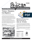Spring 2007 Pelican Newsletter, Florida Sierra Club
