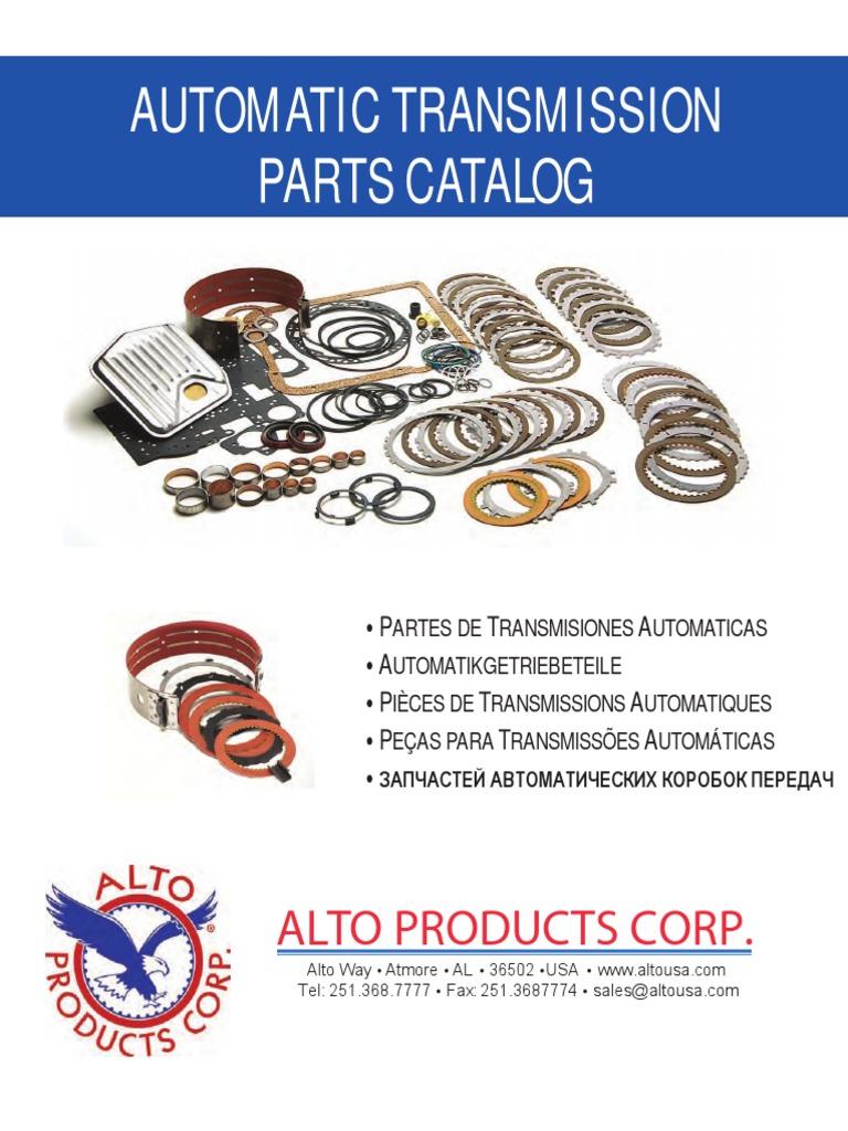 catalogo alto 2014 transmission mechanics wheeled vehicles rh es scribd com