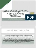 Área reclutamiento y selección de personal.pptx